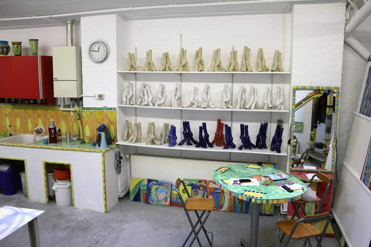 Atelier von Guido Kratz aus Hannover Bild 1