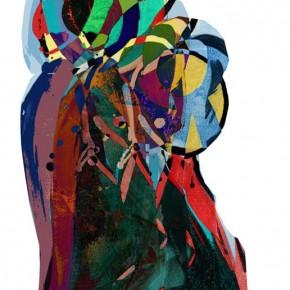 """""""Closed Tango 1"""", digitale Grafik und Fine Art Print von Guido Kratz aus Hannover"""