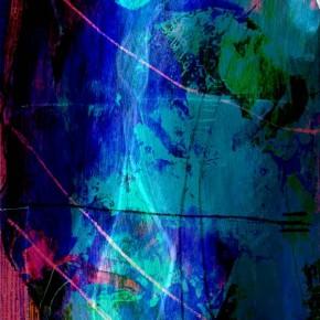 """""""Durchdringung 16"""", Bild aus einem Kunstprojekt von Guido Kratz und Anja Weiss aus Hannover"""