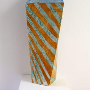 Gefäß 1, eine keramische Skulptur von Guido Kratz aus Hannover