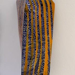 Gefäß 3a, eine keramische Skulptur von Guido Kratz aus Hannover