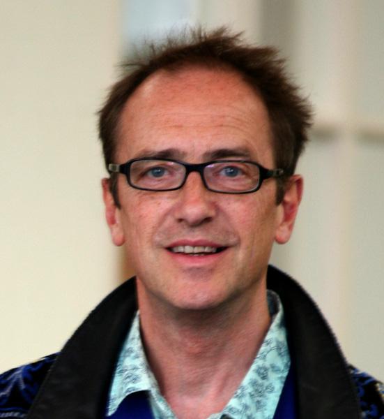 Portraitbild Künstler Guido Kratz aus Hannover