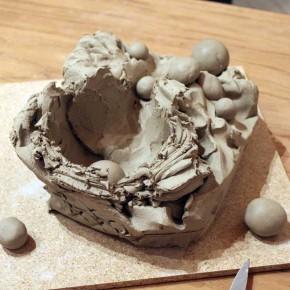Kreativer Skulpturenworkshop mit der IG BCE von Guido Kratz aus Hannover Bild 04