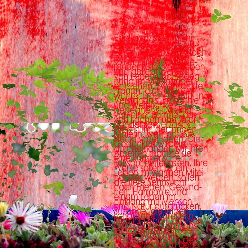 Nr. 26, Kunst hilft wirklich, ein Kunstprojekt von Maria Eilers und Guido Kratz aus Hannover