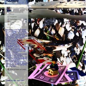 Nr. 34, Kunst hilft wirklich, ein Kunstprojekt von Maria Eilers und Guido Kratz aus Hannover