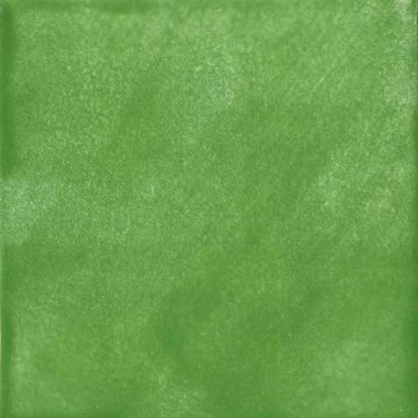 Handgefertigte Keramikfliese dunkelgrün von Guido Kratz aus Hannover