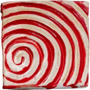 Keramik Pflasterstein rutschfest 10 x 10 rot von Guido Kratz aus Hannover