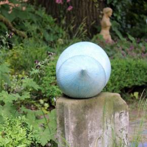Keramikobjekte von Guido Kratz aus Hannover in einer Gartenausstellung 3