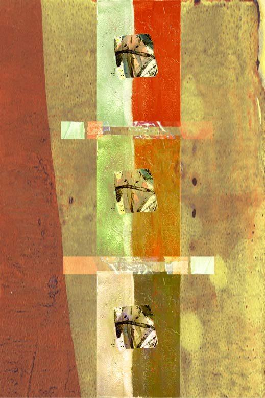 """""""Moos"""", digitale Grafik und Fine Art Print von Guido Kratz aus Hannover"""