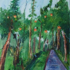 Gemälde von R.F. Myller aus Hannover