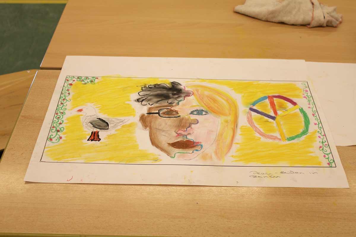 Netzwerkbild-Workshop von Guido Kratz aus Hannover mit der IGS-Roderbruch Bild 12