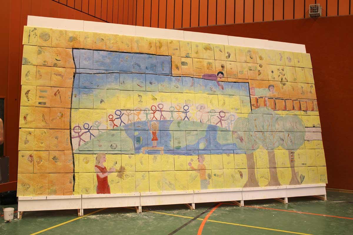 Netzwerkbild-Workshop von Guido Kratz aus Hannover mit der IGS-Roderbruch Bild 14