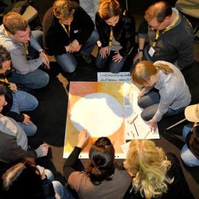 Netzwerkbild-Workshop von Guido Kratz aus Hannover mit dem Unternehmen EWE Bild 09