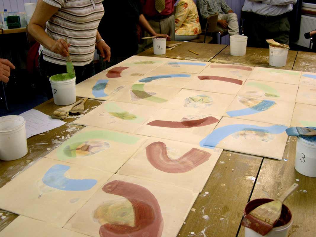 """Netzwerkbild-Workshop von Guido Kratz aus Hannover mit """"Frienship Across Borders e.V."""" Bild 09"""