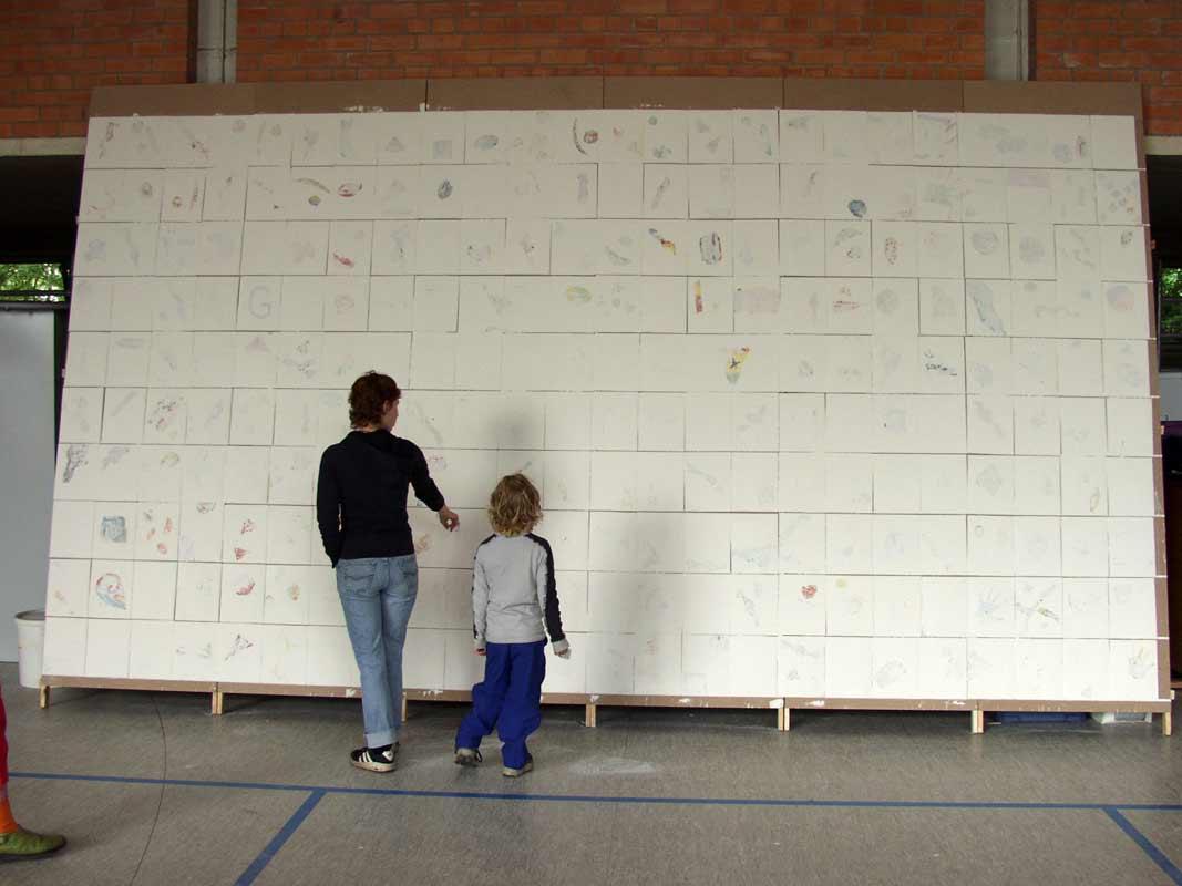 Netzwerkbild-Workshop mit der Glockseeschule in Hannover von Guido Kratz Bild 09
