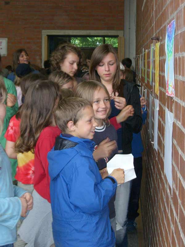 Netzwerkbild-Workshop mit der Glockseeschule in Hannover von Guido Kratz Bild 11