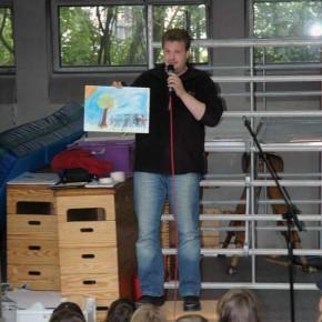Netzwerkbild-Workshop mit der Glockseeschule in Hannover von Guido Kratz Bild 12