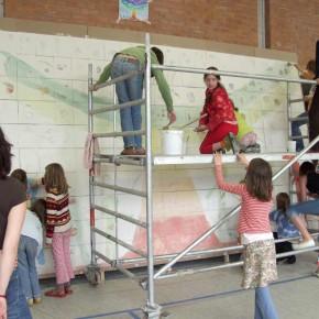 Netzwerkbild-Workshop mit der Glockseeschule in Hannover von Guido Kratz Bild 14