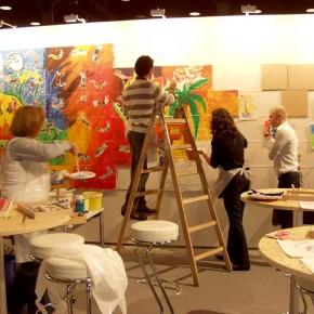 Netzwerkbild-Workshop von Guido Kratz aus Hannover auf der Cabin Expo von der Lufthansa in Frankfurt Bild 11