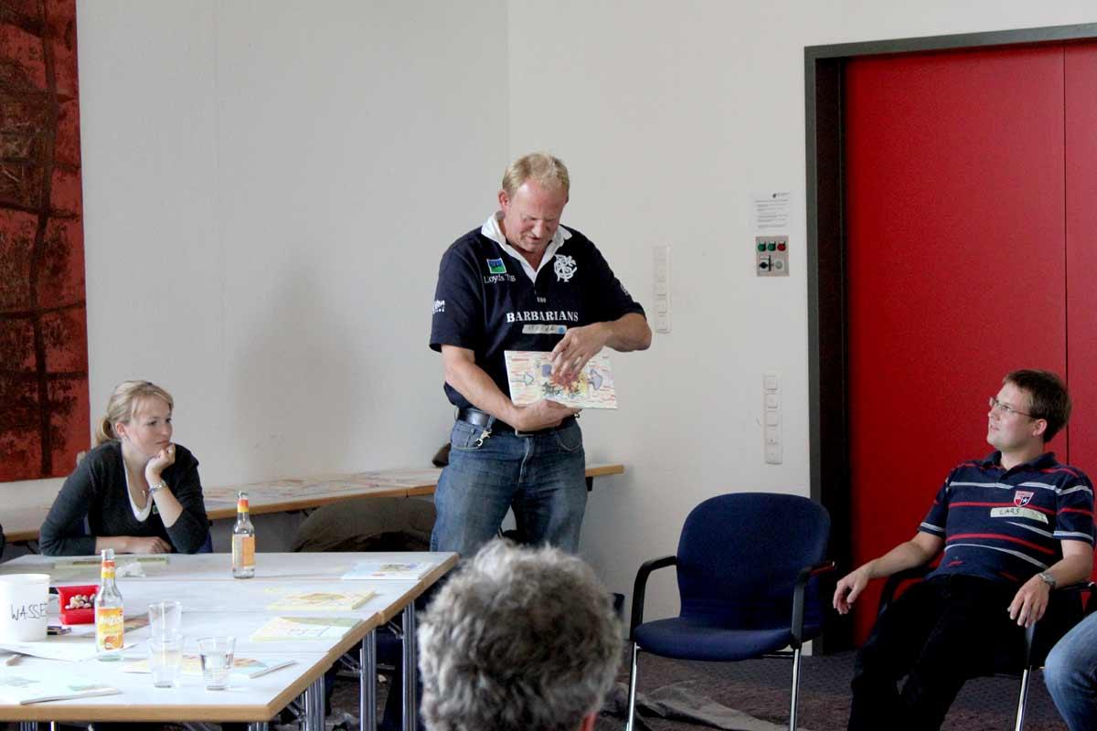Netzwerkbild-Workshop, Teambildung, von Guido Kratz aus Hannover mit dem Unternehmen Windwärts Bild 03
