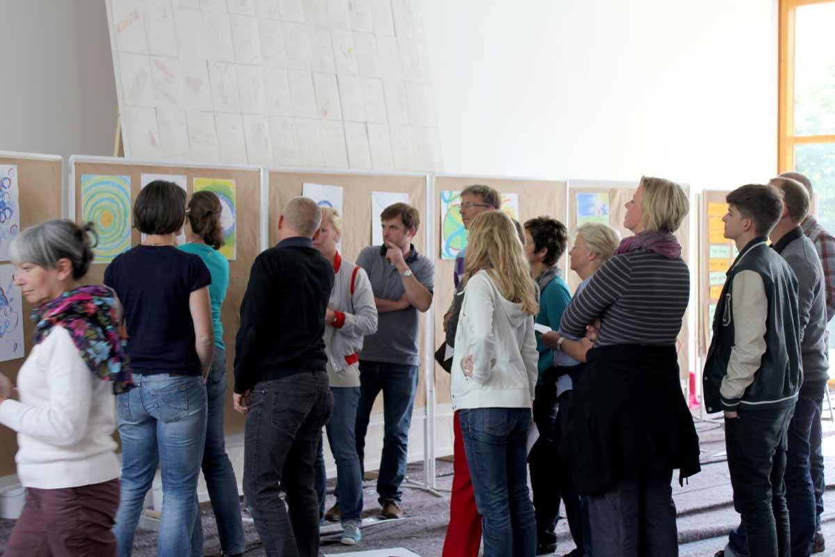 Netzwerkbild-Workshop, Teambildung, von Guido Kratz aus Hannover mit dem Unternehmen Windwärts Bild 09