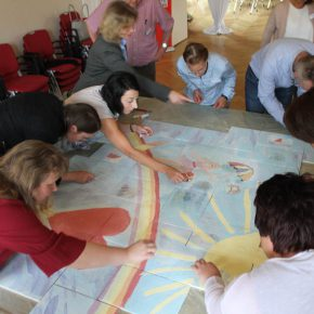 Netzwerkbildworkshop mit Mitarbeiter der AWO Königslutter von Guido Kratz aus Hannover 11