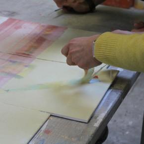 Teambildung als Kunstprojekt mit dem Landessportbund Niedersachsen von Guido Kratz aus Hannover 10