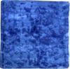 Keramik Pflasterstein blau blau von Guido Kratz