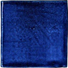 Keramikpflasterstein dunkelblau von Guido Kratz aus Hannover