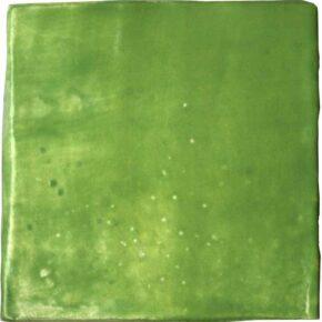 Keramik-Pflasterstein dunkelgrün von Guido Kratz aus Hannover