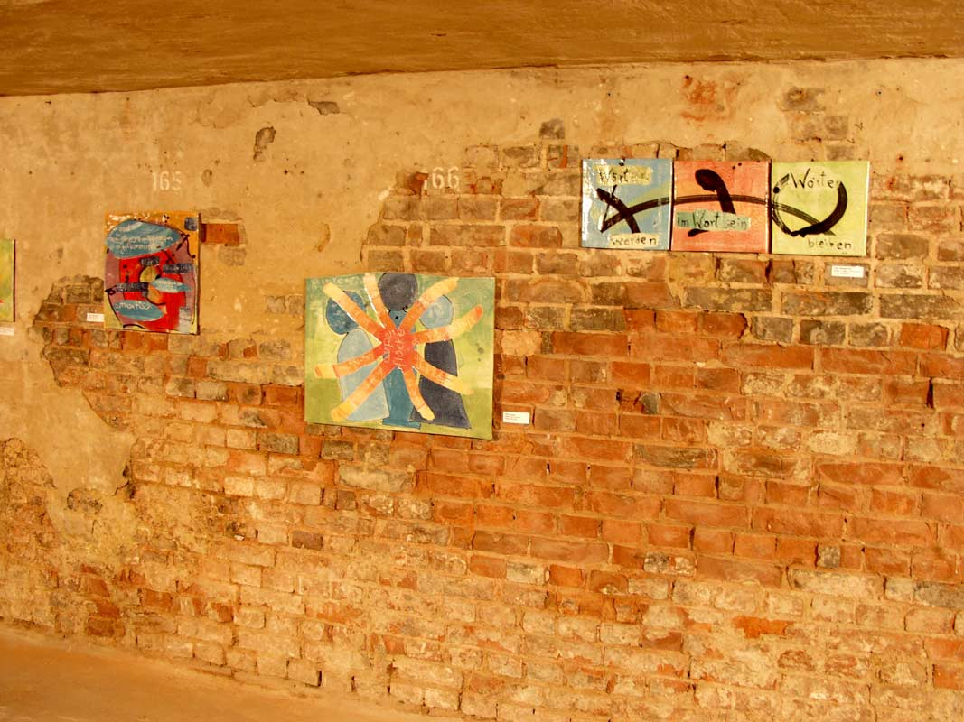 Bild 5 Reduziere dich Freitag - Kunstprojekt von Guido Kratz und Maria Eilers aus Hannover