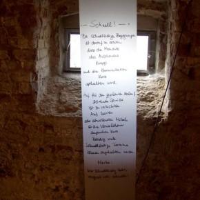 Bild 10 Reduziere dich Freitag - Kunstprojekt von Guido Kratz und Maria Eilers aus Hannover