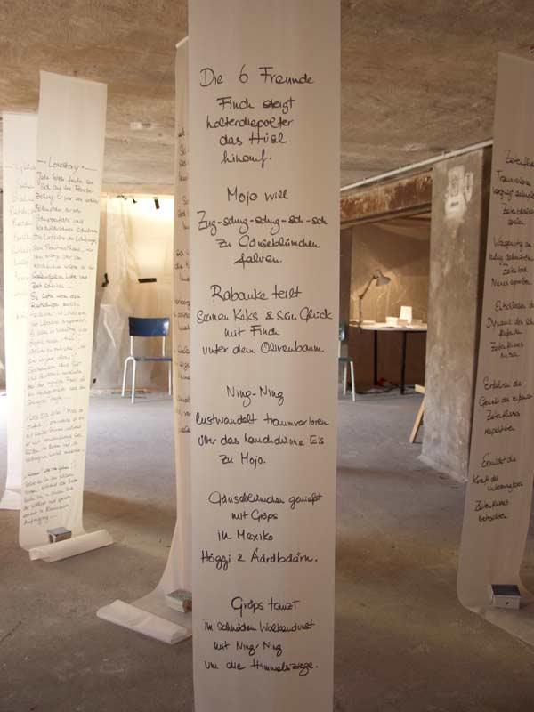 Bild 11 Reduziere dich Freitag - Kunstprojekt von Guido Kratz und Maria Eilers aus Hannover