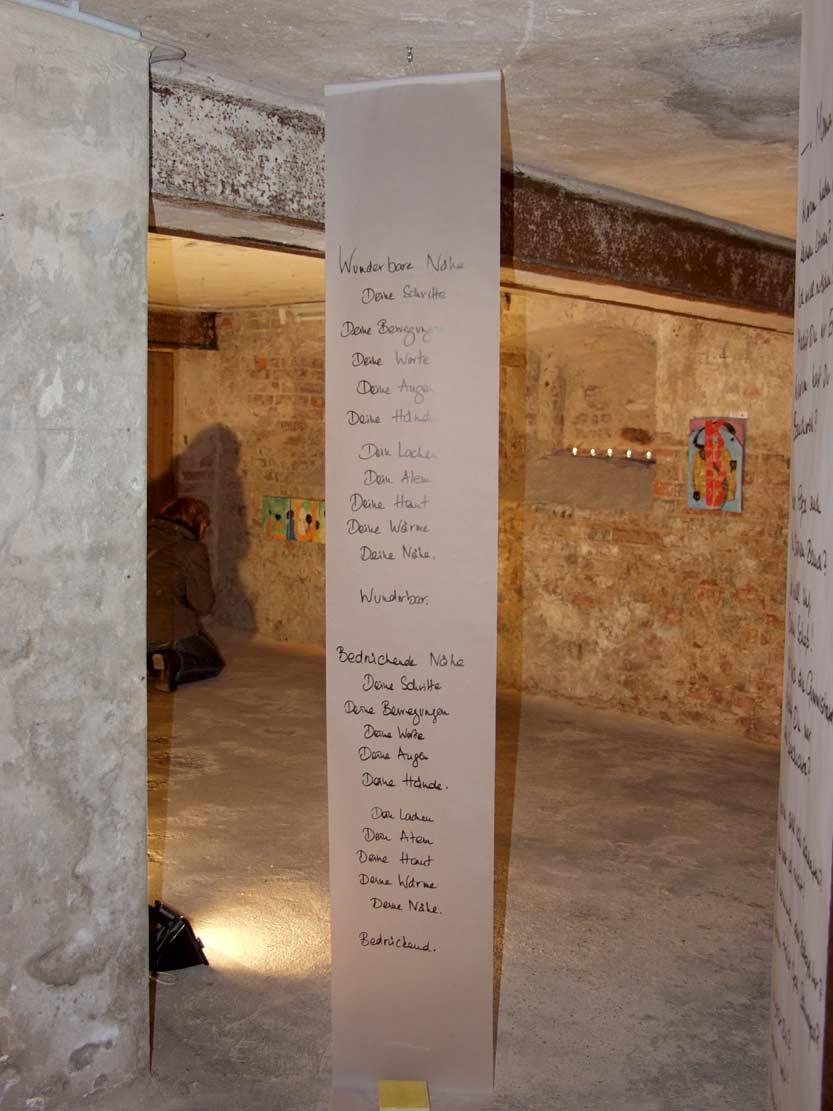 Bild 14 Reduziere dich Freitag - Kunstprojekt von Guido Kratz und Maria Eilers aus Hannover