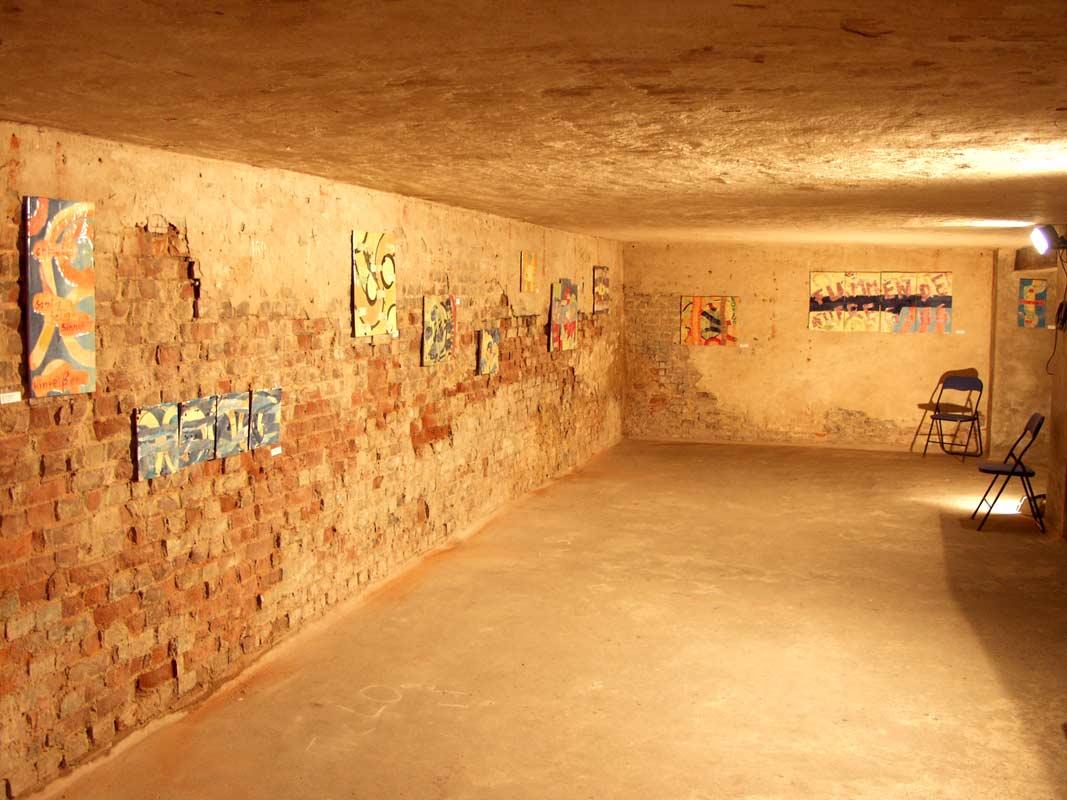 Bild 16 Reduziere dich Freitag - Kunstprojekt von Guido Kratz und Maria Eilers aus Hannover