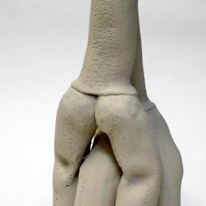 Tangopaar 12, Keramik-Skulptur von Guido Kratz aus Hannover