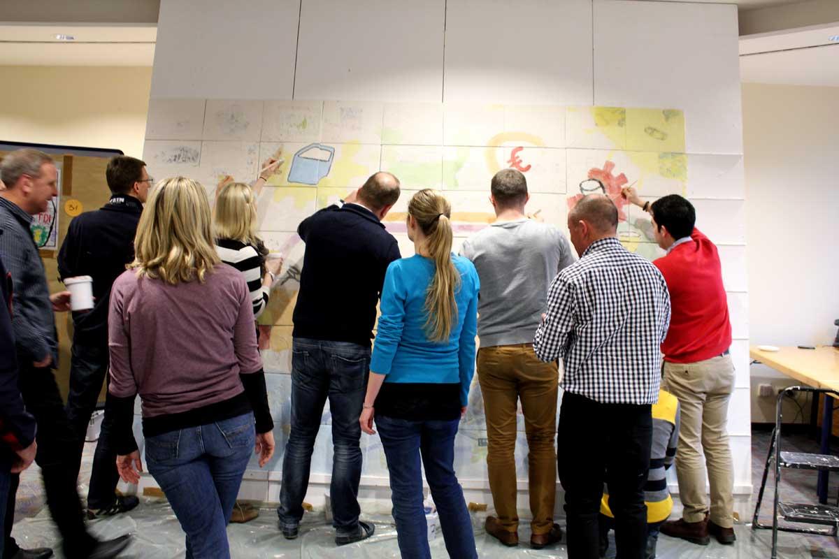 Teambildungs Workshop für VW Nutzfahrzeuge von Guido Kratz aus Hannover 13