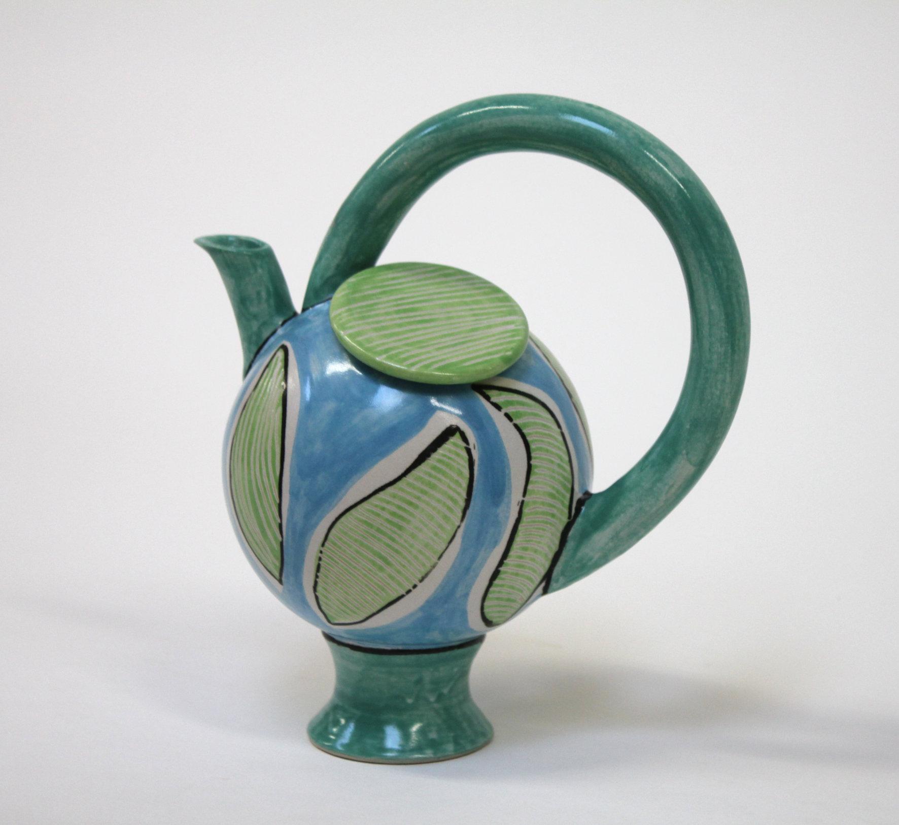 Teekanne, Keramik, von Guido Kratz aus Hannover 3