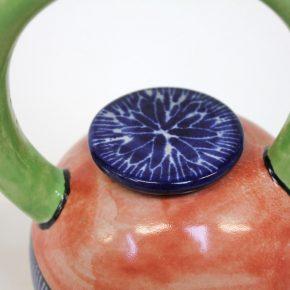 Teekanne, Keramik, von Guido Kratz aus Hannover 6