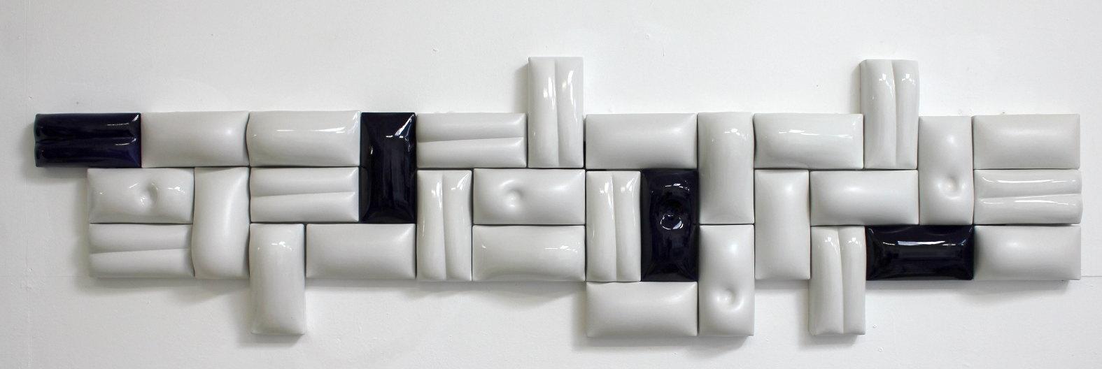 Wandrelief Keramik, Guido Kratz Hannover 08