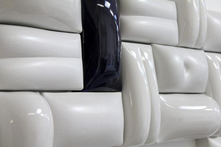 Wandgestaltung Keramik, Guido Kratz Hannover 9
