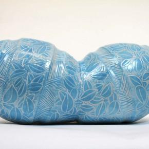 Keramik Gefäß-Objekt 16 von Guido Kratz aus Hannover