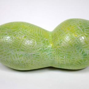 Keramik Gefäß-Objekt 18 von Guido Kratz aus Hannover