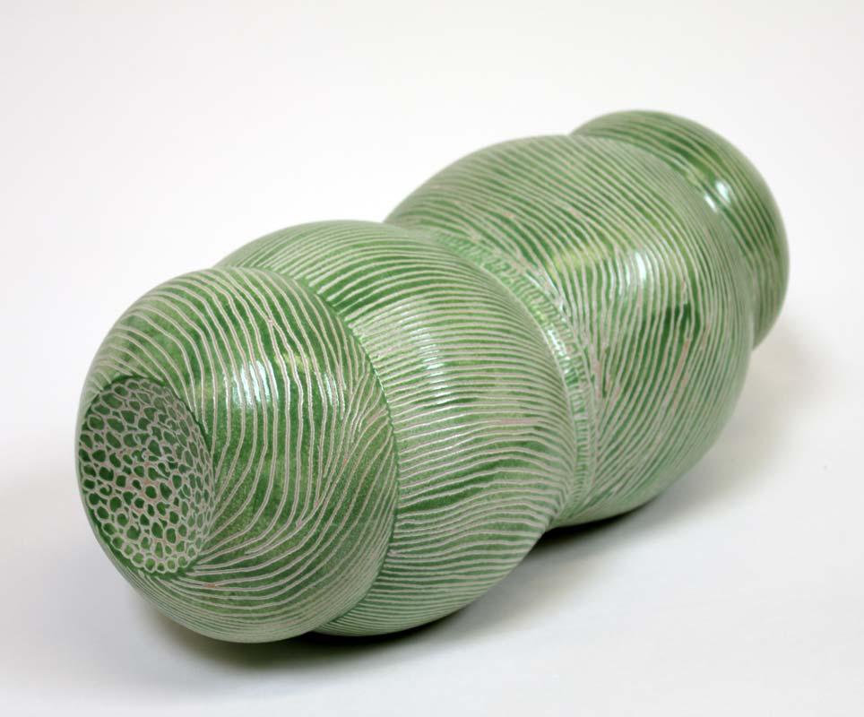 Keramik Skulptur 7 von Guido Kratz aus Hannover