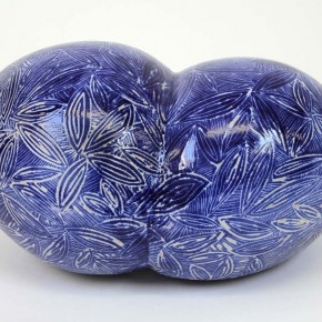 Keramik Gefäß-Objekt 8 von Guido Kratz aus Hannover