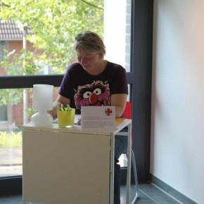 Wedemark-01Eröffnung der neunten Kunst hilft wirklich Ausstellung von Guido Kratz und Maria Eilers in der Wedemark Bild 01