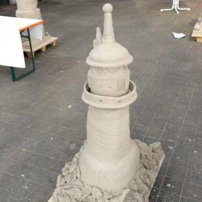 Skulpturen-Workshop mit Unternehmensleitsätzen von Guido Kratz aus Hannover Bild 04
