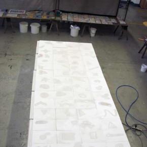 Teambildung als Kunstprojekt von Guido Kratz aus Hannover mit Haworth Bild 09