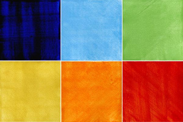 Handgemachte Fliesen in vielen Farben von Guido Kratz aus Hannover.